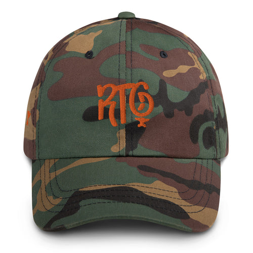 RTG Graffiti Dad Hat