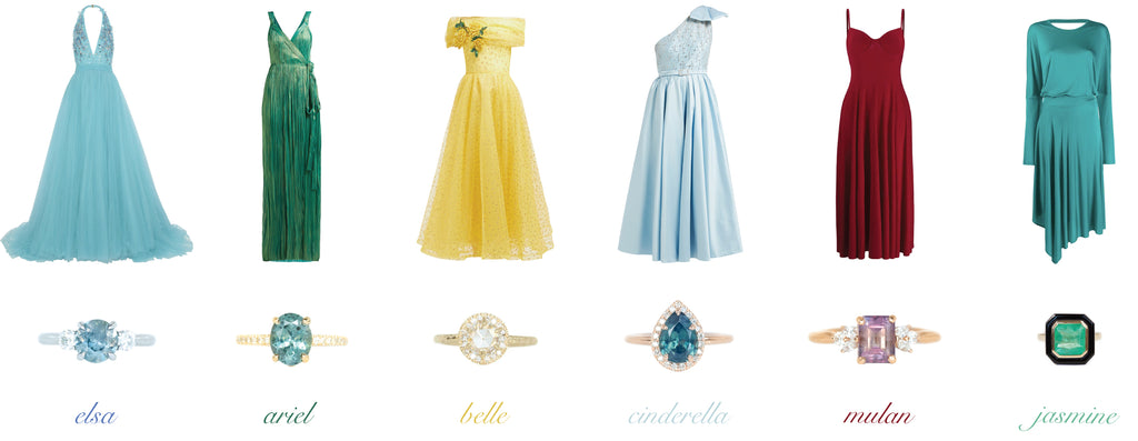 Disney Princess Style With Anueva