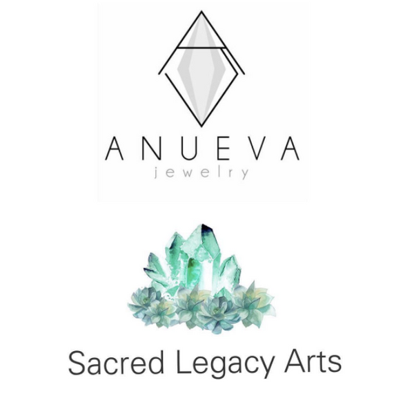Anueva Jewelry and Sacred Legacy Arts
