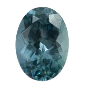 1.03CT OVAL MONTANA SAPPHIRE, MEDIUM DENIM BLUE, 7.05X5.08MM