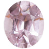1.08CT OVAL BUMESE SPINEL, LIGHT BABY PINK, UNHEATED, 6.98X5.86MM