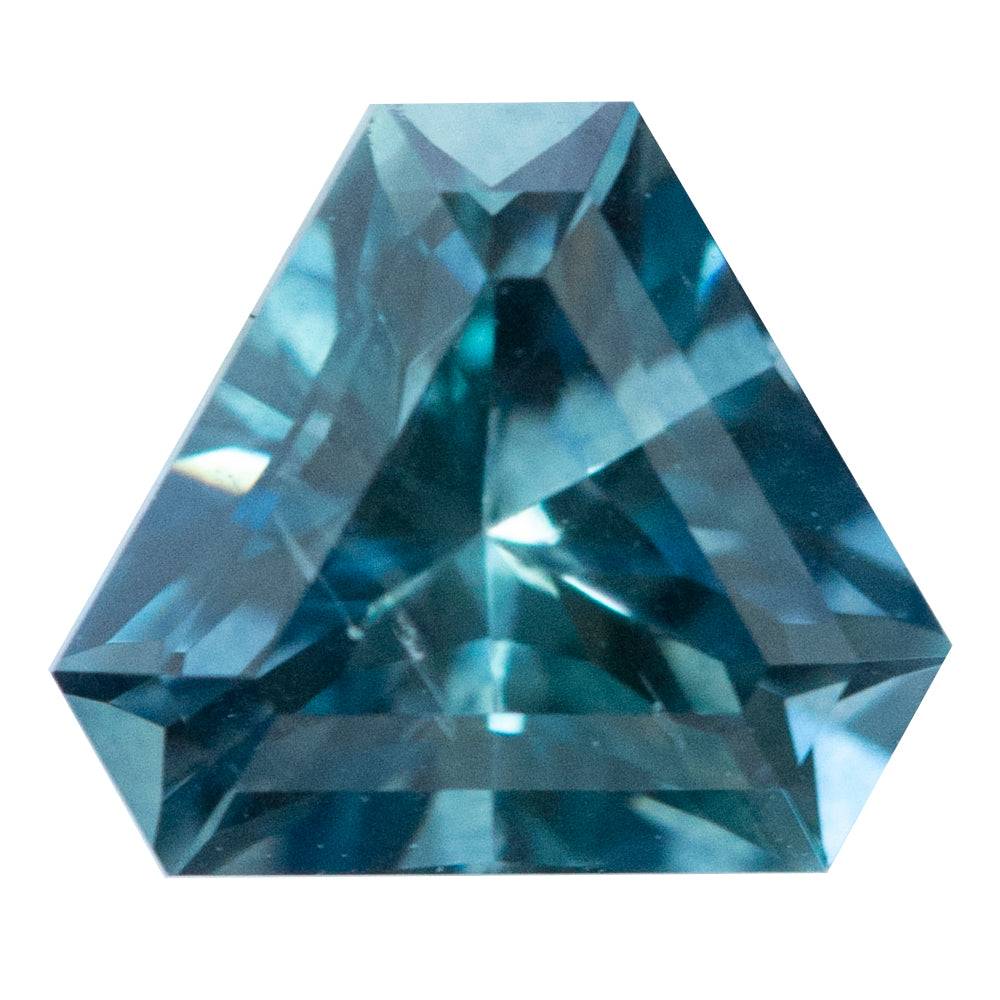 1.15CT TRILLION MONTANA SAPPHIRE, DENIM SKY BLUE, 5.92X5.75MM