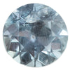 1.61CT ROUND MONTANA SAPPHIRE, PURPLE GREY COLOR CHANGE, UNTREATED, 6.99X4.54MM