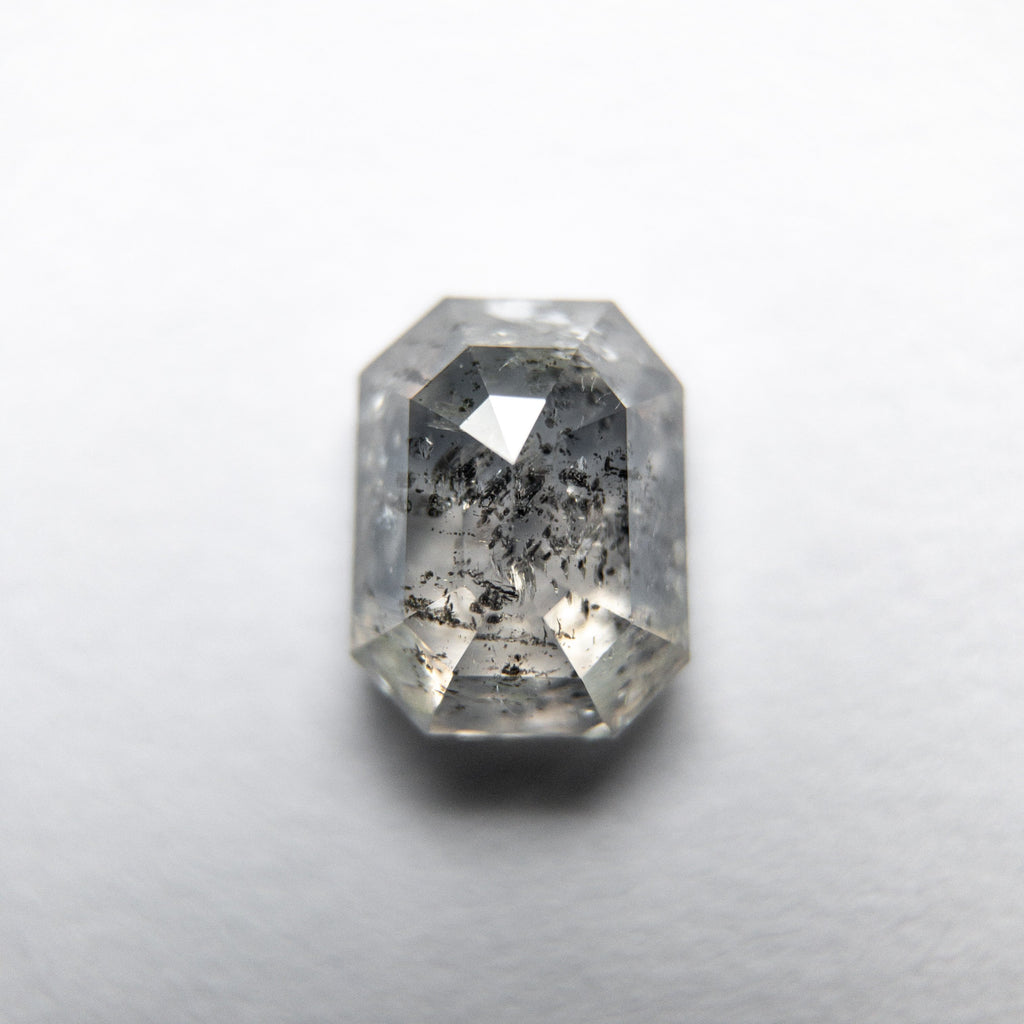 0.94ct 6.11x4.74x3.12mm Cut Corner Rectangle Rosecut 18003-11
