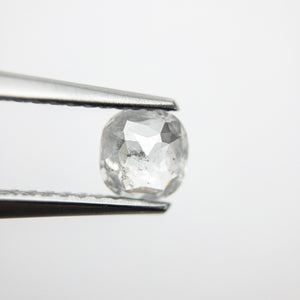0.43ct 4.82x4.75x2.18mm Cushion Rosecut 18015-09