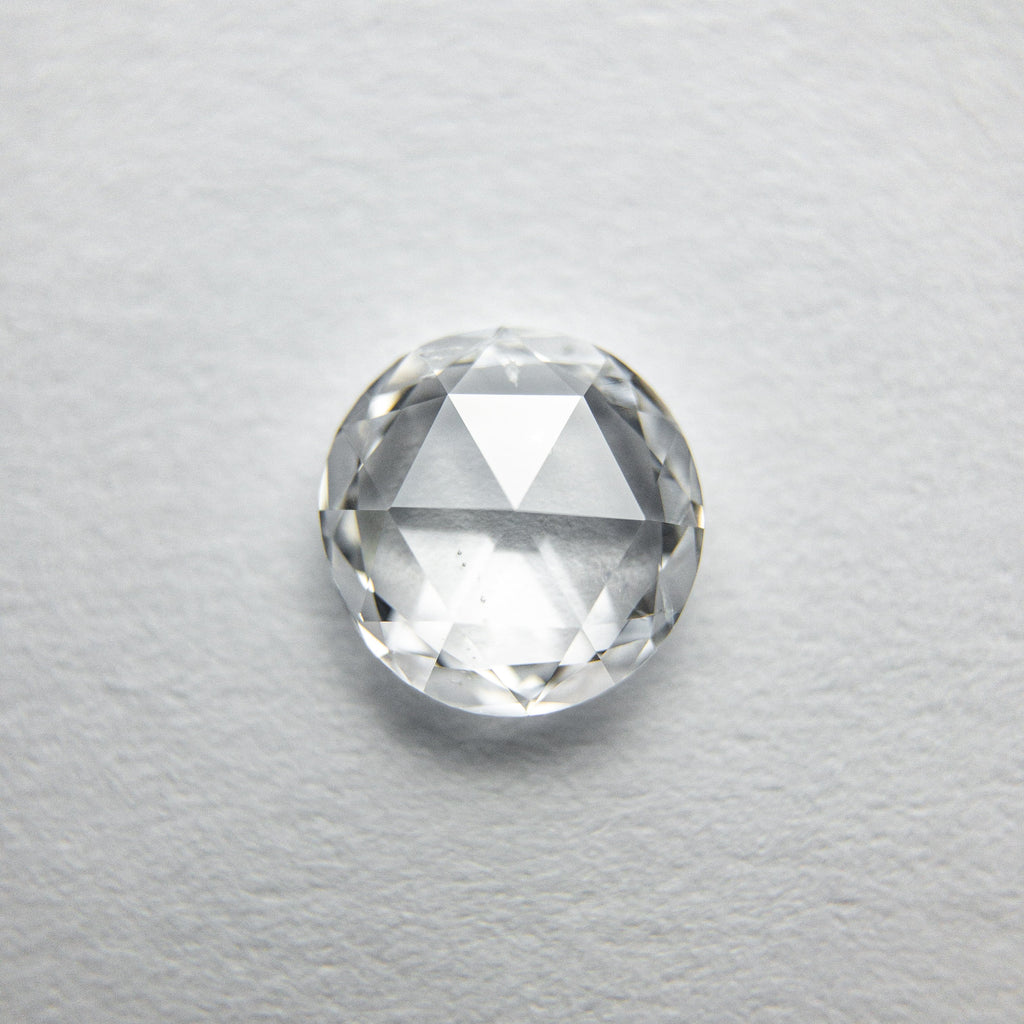 0.69ct 6.14x5.96x2.12mm Round Rosecut 18050-07