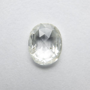 0.83ct 6.95x5.58x2.45mm SI3 K Oval Rosecut 18090-07