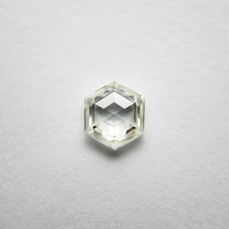 0.49ct 5.47x4.75x2.15mm VS2 M Hexagon Rosecut 18107-03