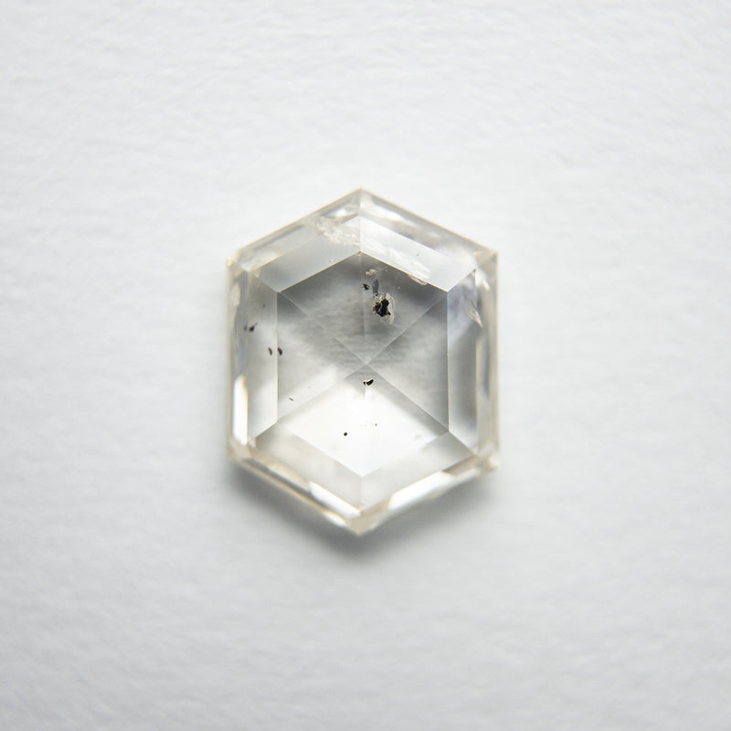 1.53ct 8.82x6.99x2.64mm Hexagon Rosecut 18117-01