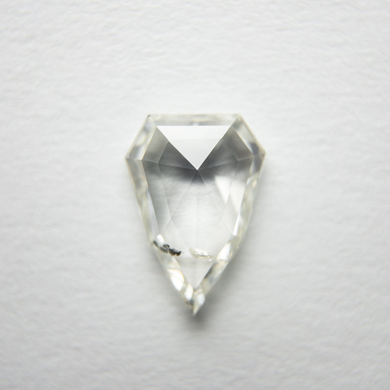 1.10ct 9.25x6.60x2.34mm Shield Rosecut 18117-04