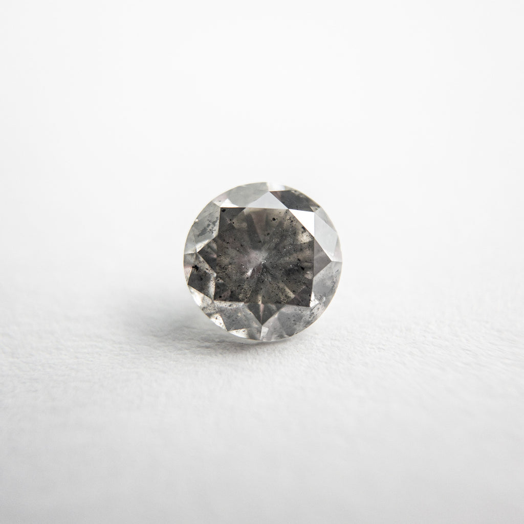 0.70ct 5.41x5.38x3.50mm Round Brilliant 18118-07