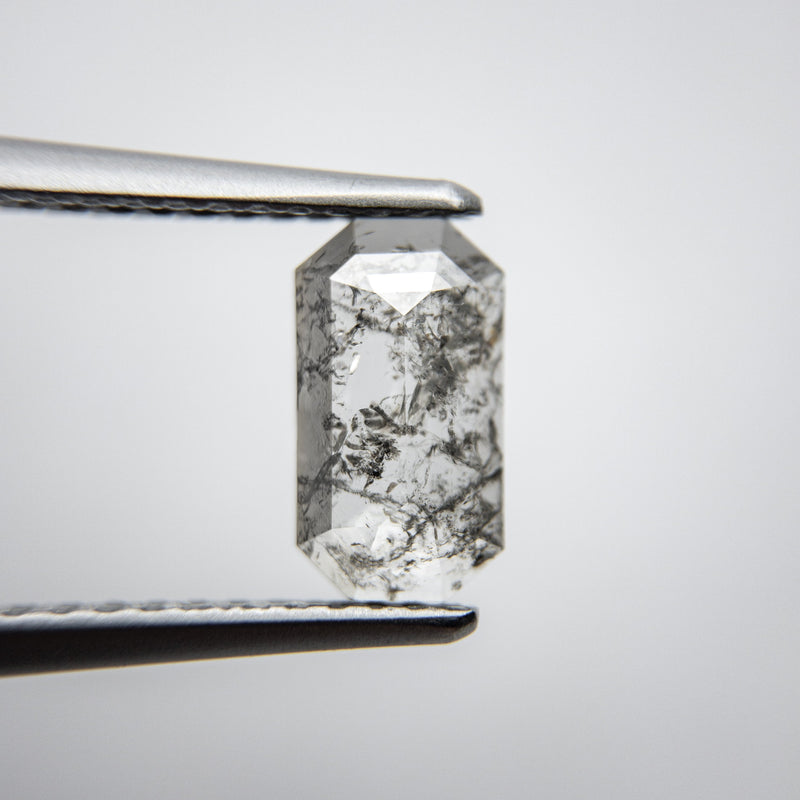 0.94ct 8.66x4.81x1.89mm Cut Corner Rectangle Rosecut 18134-41