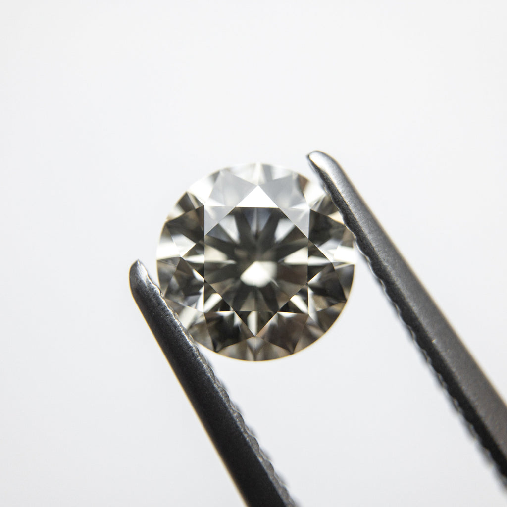 1.02ct 6.41x6.40x4.02mm Round Brilliant 18152-01