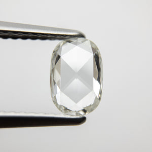 0.80ct 7.62x5.12x1.83mm SI1 H Oval Rosecut 18218-02