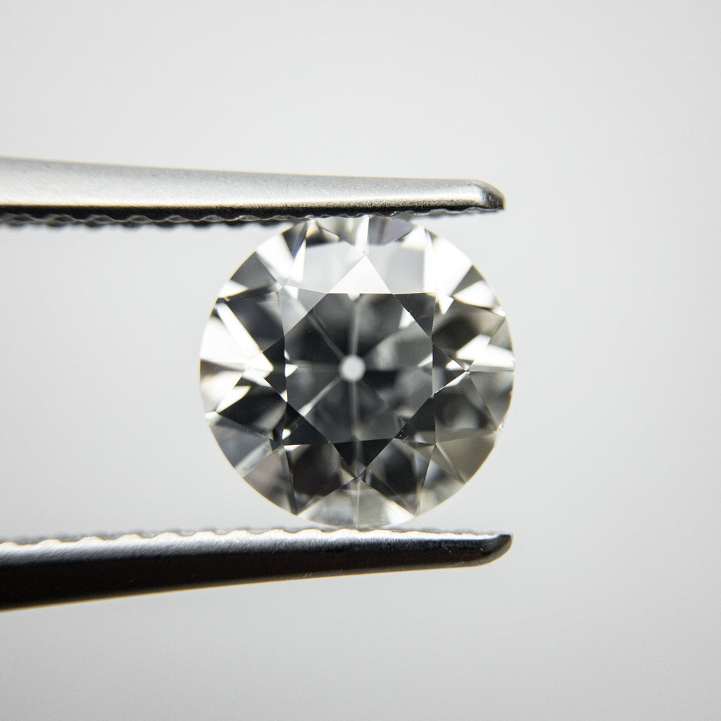 1.90ct 8.03x7.98x4.83mm GIA VVS2 I Antique Old European Cut 18254-01