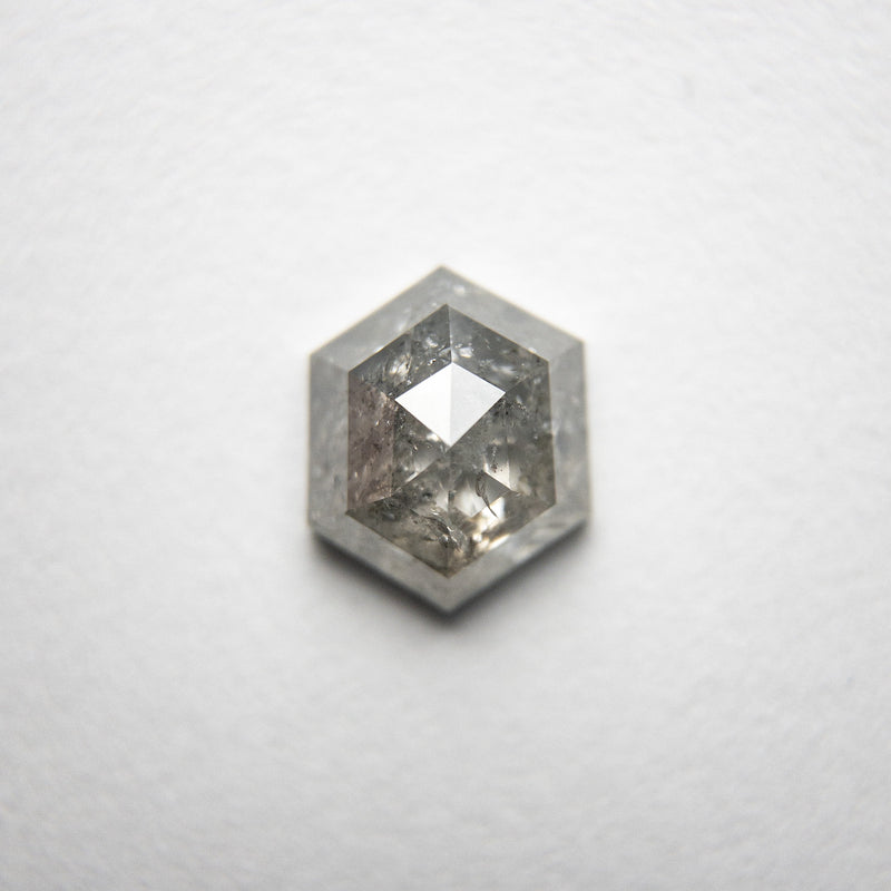 1.03ct 7.23x6.01x3.01mm Hexagon Rosecut 18286-01