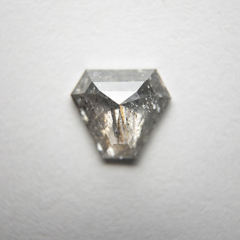 1.23ct 7.09x8.00x2.98mm Geometric Rosecut 18292-04