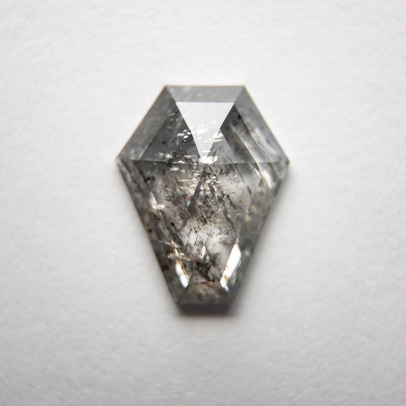 1.59ct 10.04x8.14x2.52mm Coffin Rosecut 18292-05