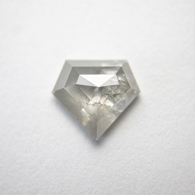 1.26ct 7.46x8.24x2.95mm Shield Rosecut 18293-01