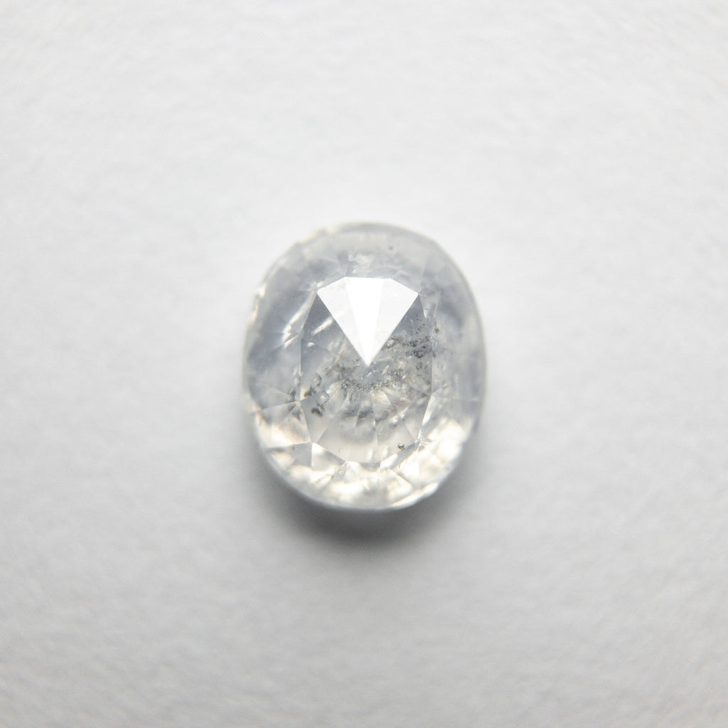 0.93ct 6.33x5.41x3.28mm Oval Double Cut 18351-17