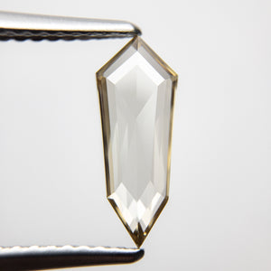 0.90ct 11.97x4.76x1.82mm Hexagon Rosecut 18369-09