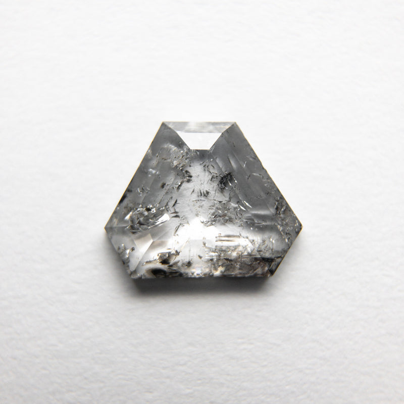 0.79ct 7.62x6.07x1.79mm Shield Rosecut 18400-01