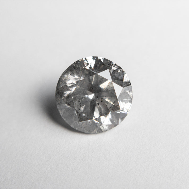 2.69ct 8.59x8.49x5.65mm Round Brilliant 18409-02