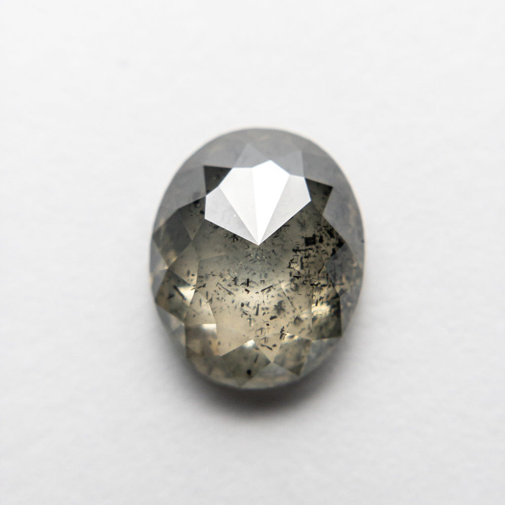 3.00ct 9.97x8.19x4.15mm Oval Double Cut 18410-03