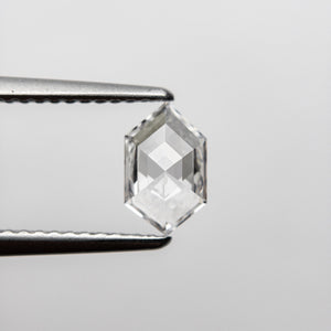0.63ct 7.78x4.74x2.41mm VS2 E Hexagon Rosecut 18458-13 🇷🇺