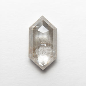 2.25ct 11.8x6.17x3.11mm Hexagon Rosecut 18553-03