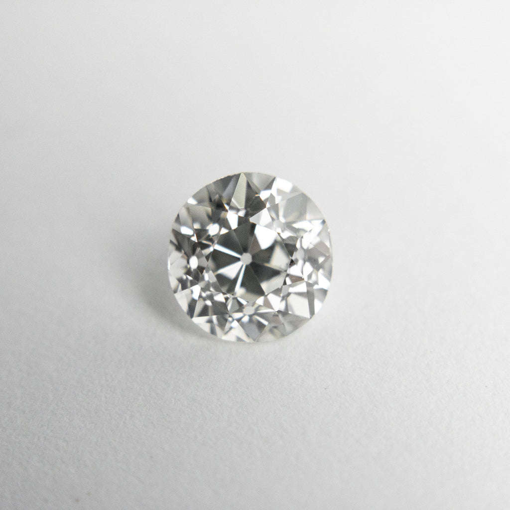 1.03ct 6.23x6.02x4.37mm GIA VVS2 J Antique Old European Cut 18651-01