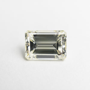 1.94ct 8.49x6.08x4.10mm VS2 Champagne Antique Emerald Cut 18800-01