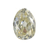 0.54CT OLD MINE PEAR SHAPE DIAMOND, M COLOR, VS2 CLARITY, 5.56 X 3.99 X 3.00