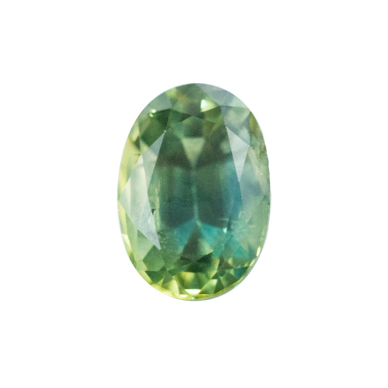 Custom Order-  1.98ct Oval MT Sapphire in a Vintage Inspired Setting - Reserved for B.H