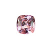 0.93CT CUSHION RASPBERRY PINK PURPLE SPINEL, UNTREATED, 5.73X5.44MM
