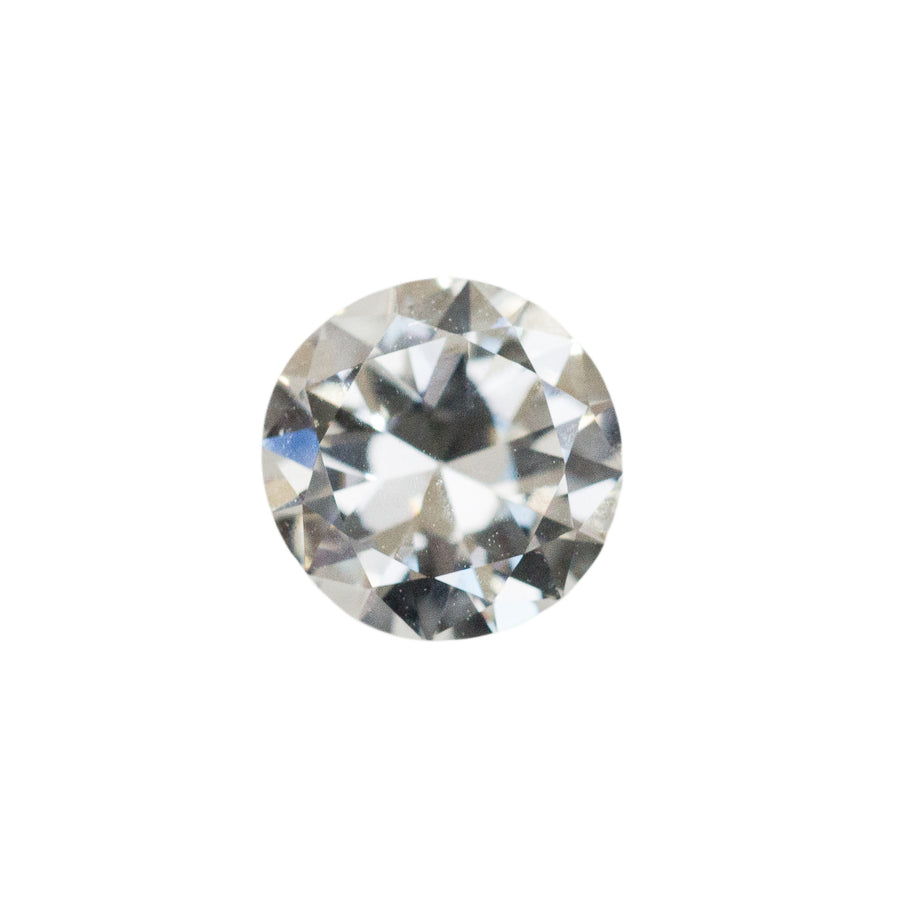 0.58CT ROUND TRANSITIONAL CUT DIAMOND, GIA, H COLOR, VS CLARITY, 5.6X3MM