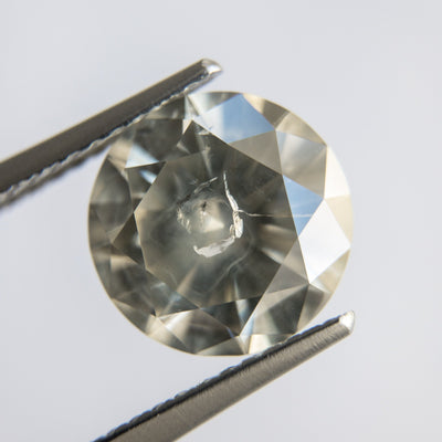 3.03ct 9.30x9.25x5.70mm Round Brilliant DDL2245- Dream Diam Exclusive