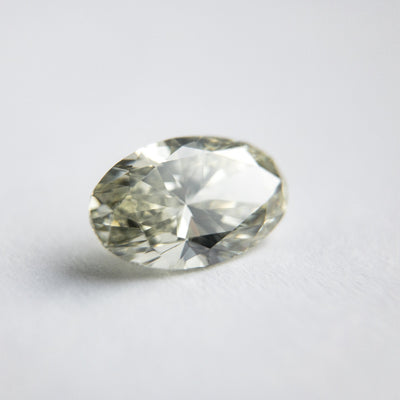1.02ct 8.57x5.34x3.40mm Oval Brilliant DDL4022- Dream Diam Exclusive