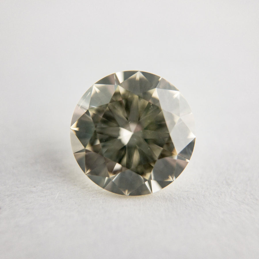 1.52ct 7.55x7.53x4.33mm Round Brilliant DDL4044- Dream Diam Exclusive