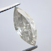 1.70ct 13.55x6.34x3.31mm Marquise Cut F-091- Dream Diam Exclusive