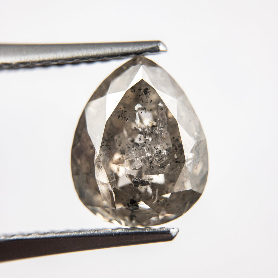 3.24ct 9.75x7.95x5.31mm Pear Double Cut SP79-506- Dream Diam Exclusive