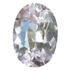 2.69CT CEYLON OVAL SAPPHIRE, CHAMPAGNE PINK, PASTEL, 9.8X6.9MM