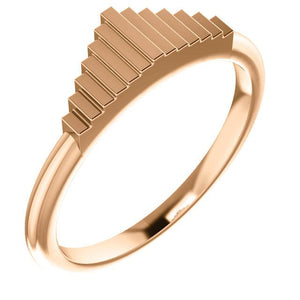 Cliff Dweller Band- Women's Stacking band