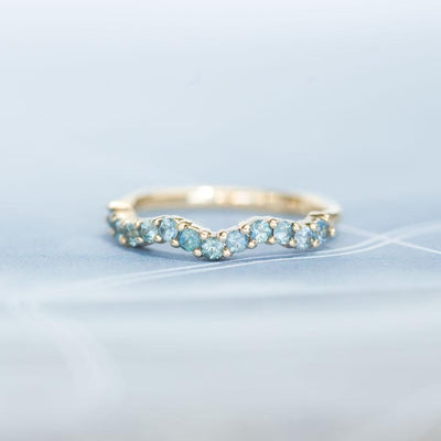 Gemstone Wave Band