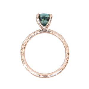 Evergreen 4-Prong Solitaire, Stackable - Setting