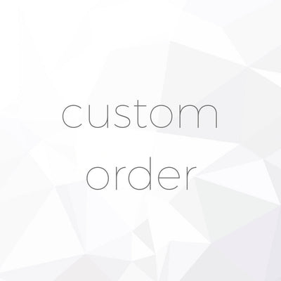 Custom Order- Gemstone Upgrade Listing for Custom Piece: 2.18ct Oval Sapphire