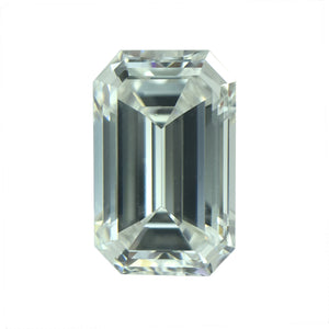 Custom Order- Listing 3 of 4 for Double Prong 0.95ct Emerald Cut Diamond Ring Reserved for M.H.