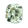 1.49CT OLD CUSHION SHAPE DIAMOND, M COLOR, I1 CLARITY, 7.32X6.27X4.23MM