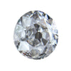 0.48CT OLD MINE CUT DIAMOND, D COLOR, VS2 CLARITY, 5.52 X 2.29MM