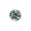 1.21CT ROUND MONTANA SAPPHIRE, TEAL BLUE AND MINTY GREEN, NO VISIBLE INCLUSIONS, HEATED, 6.24MM